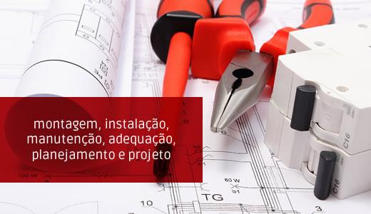 Montagem Elétrica Industrial e Instalações Elétricas - FLD Montagens Industriais